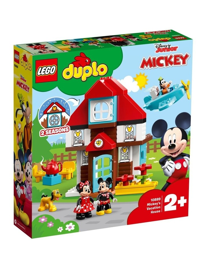 DUPLO Disney Mickeys Vacation House 10889 image 2