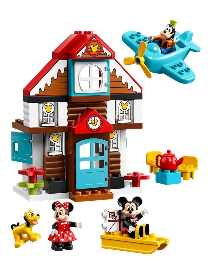 DUPLO Disney Mickeys Vacation House 10889 image 3