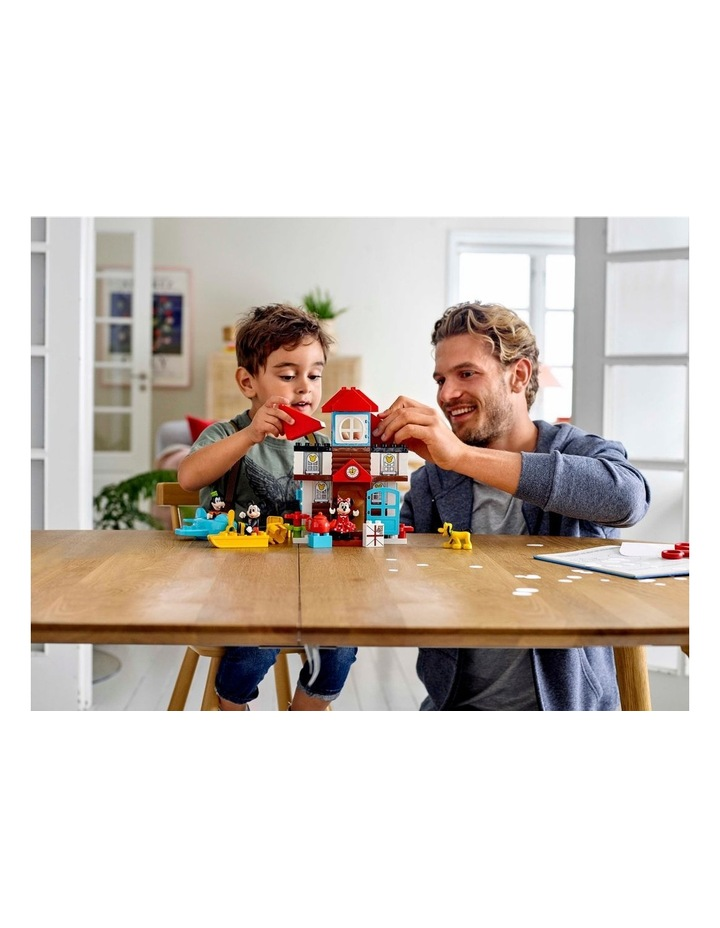 DUPLO Disney Mickeys Vacation House 10889 image 4