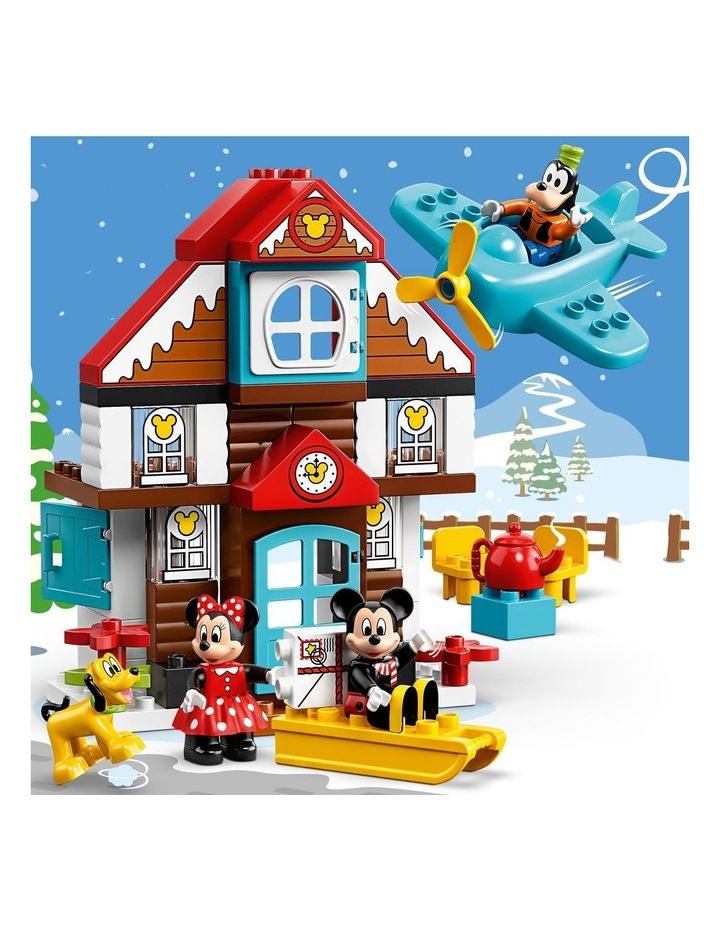 DUPLO Disney Mickeys Vacation House 10889 image 5