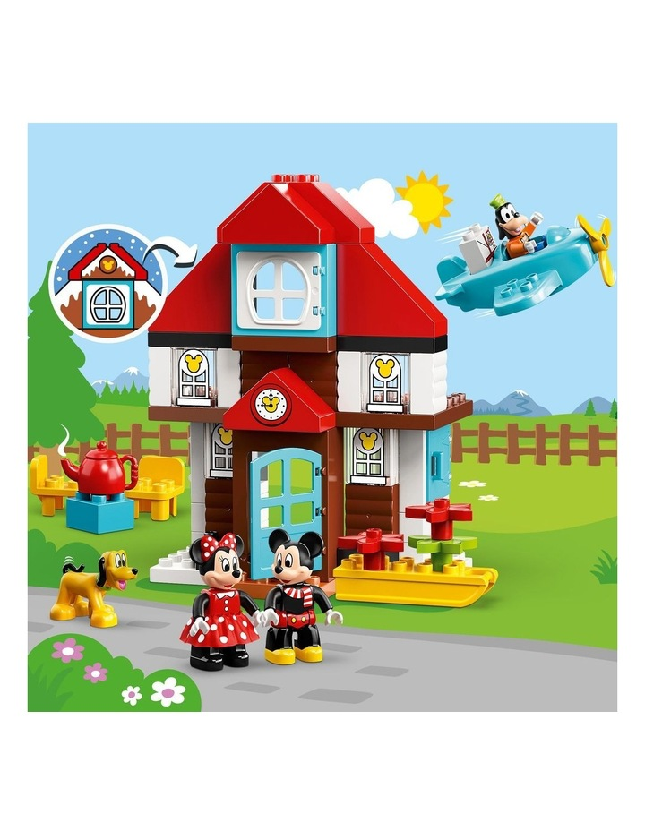 DUPLO Disney Mickeys Vacation House 10889 image 6