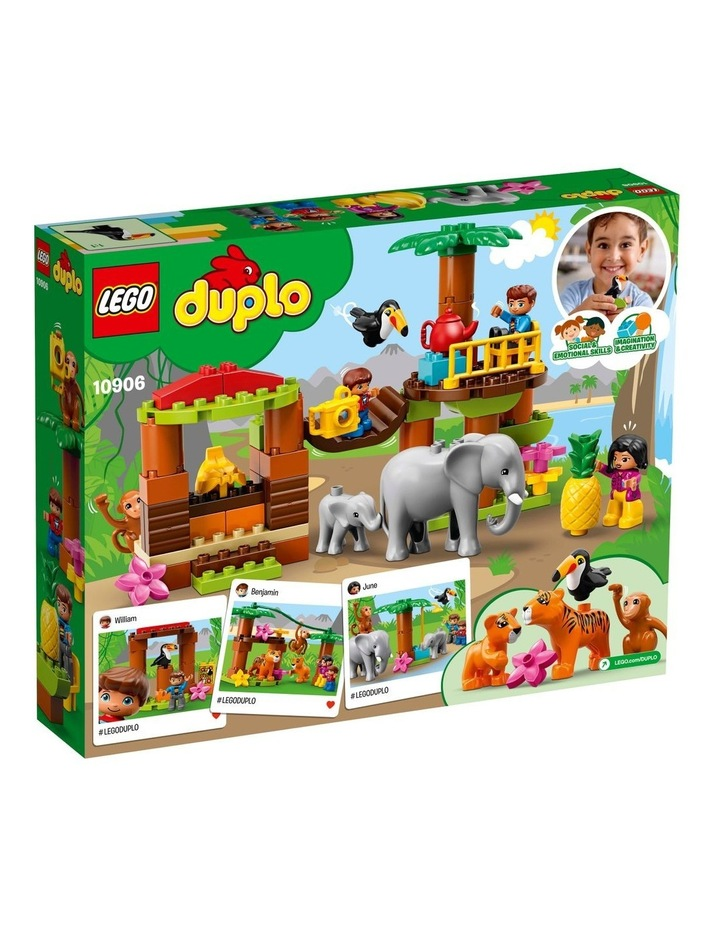Duplo Town Tropical Island 10906 image 2