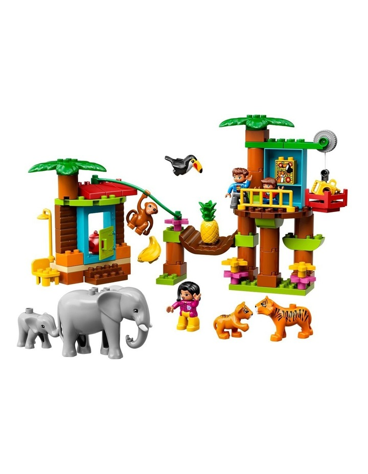 Duplo Town Tropical Island 10906 image 3