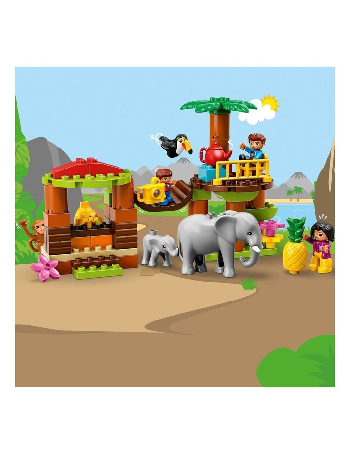 Duplo Town Tropical Island 10906 image 6