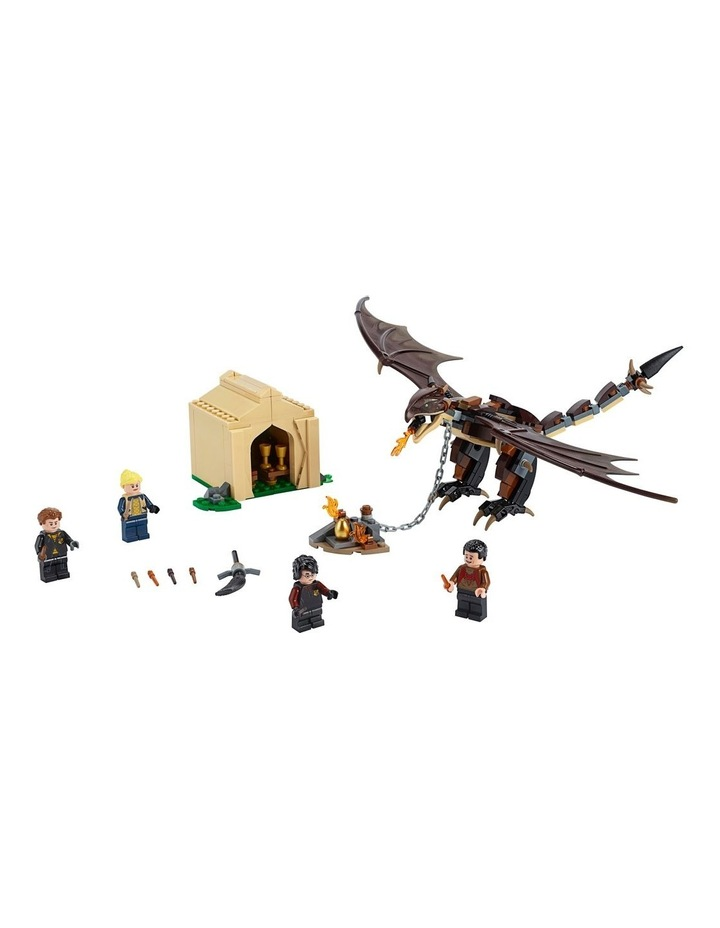 Harry Potter and the Goblet of Fire Hungarian Horntail Triwizard Challenge 75946 image 3
