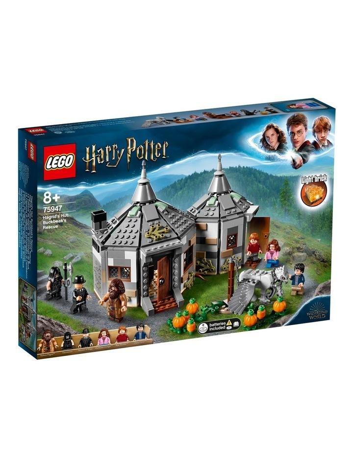 Harry Potter Hagrids Hut: Buckbeaks Rescue 75947 image 1