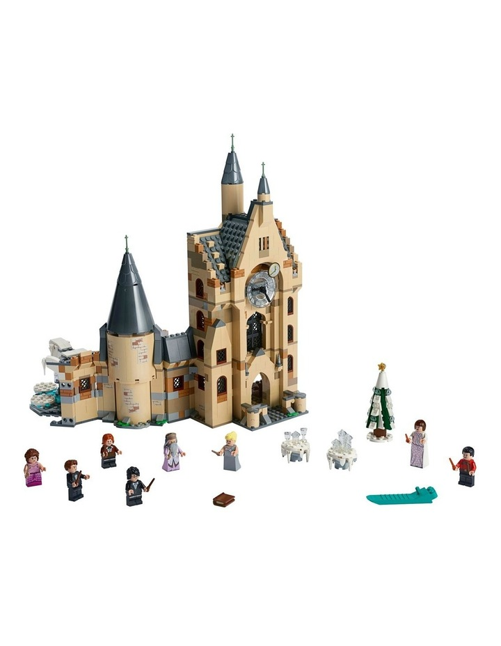 Harry Potter and the Goblet of Fire Hogwarts Clock Tower 75948 image 3
