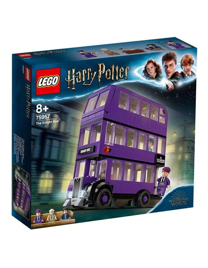 Harry Potter The Knight Bus 75957 image 1
