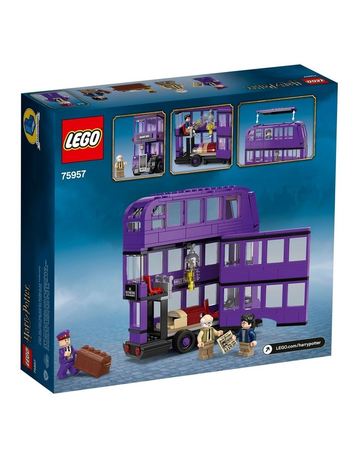 Harry Potter The Knight Bus 75957 image 2