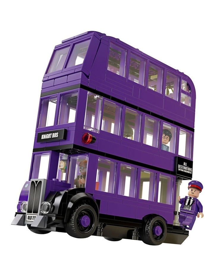 Harry Potter The Knight Bus 75957 image 3