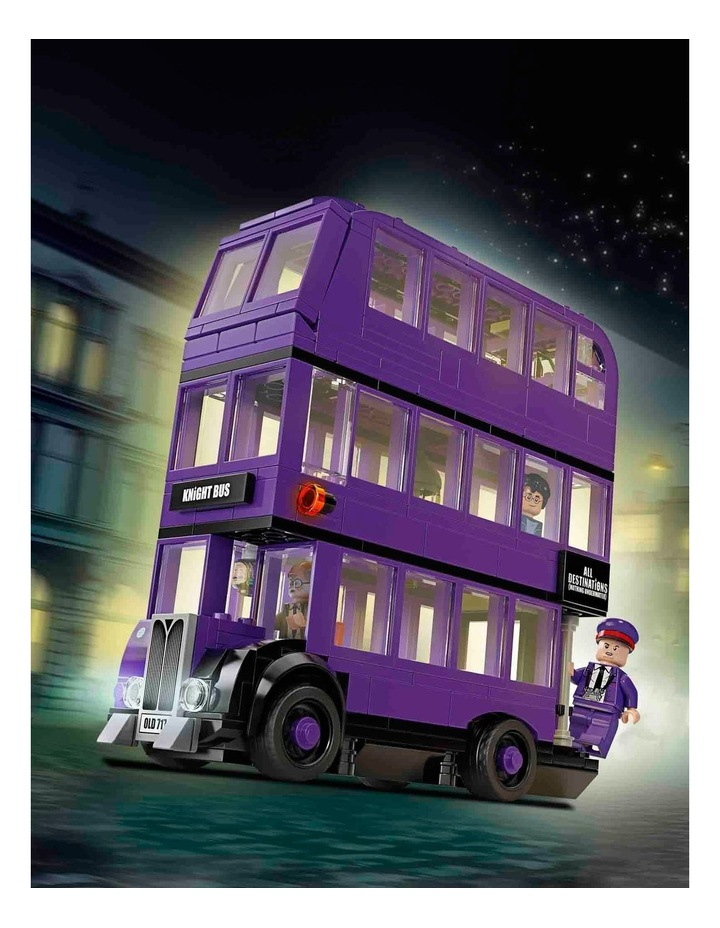 Harry Potter The Knight Bus 75957 image 5