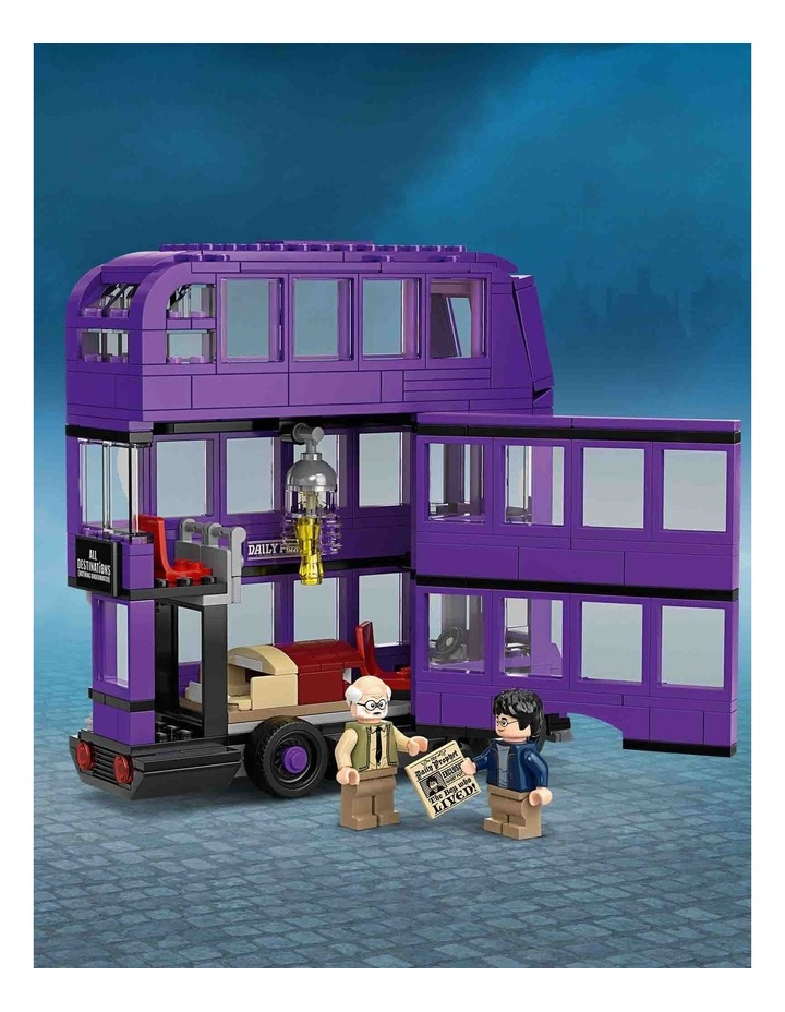 Harry Potter The Knight Bus 75957 image 6