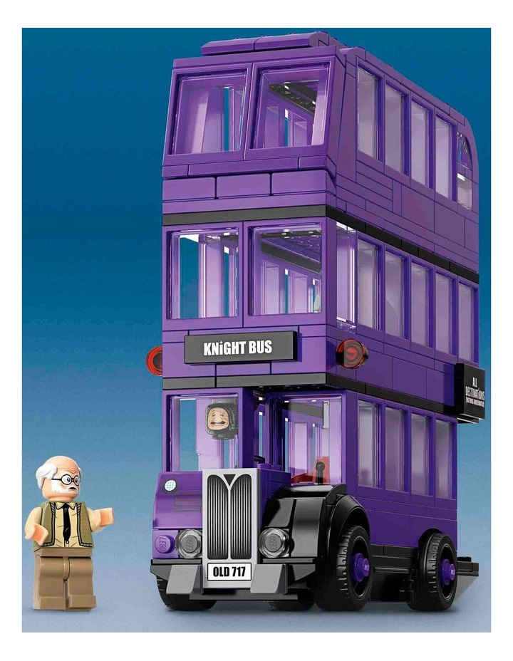 Harry Potter The Knight Bus 75957 image 7