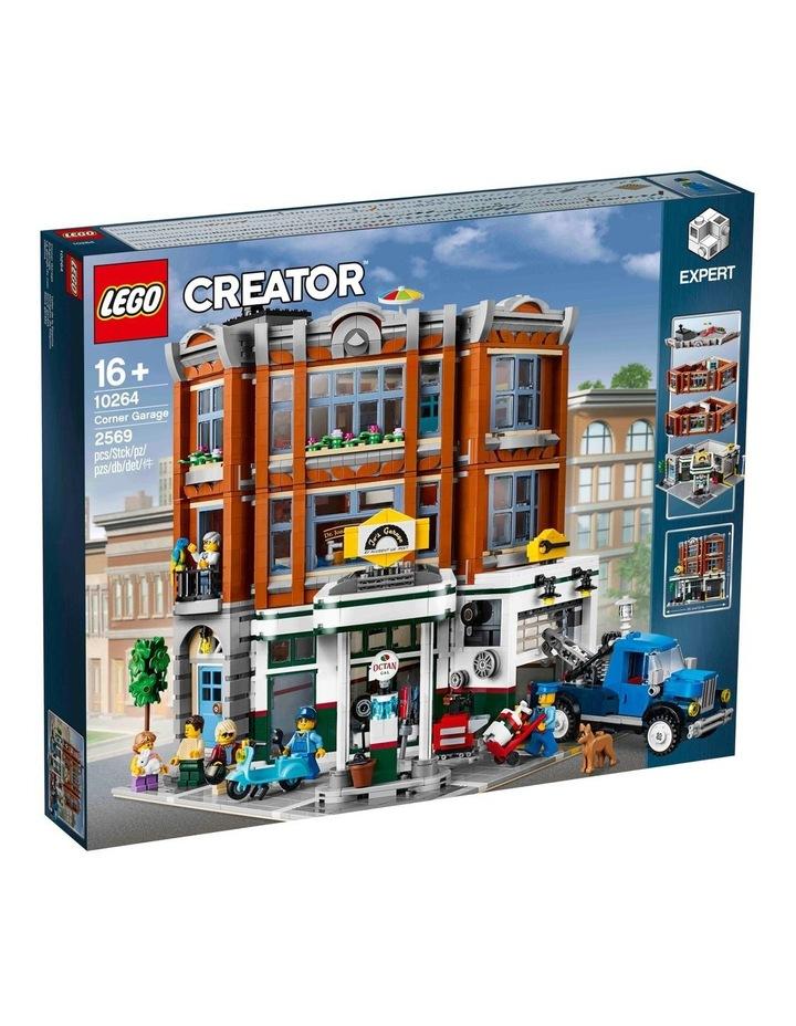 Creator Expert Corner Garage 10264 image 1