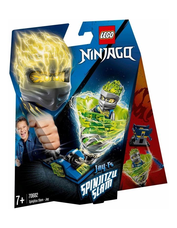 NinjaGo Spinjitzu Slam Jay image 1