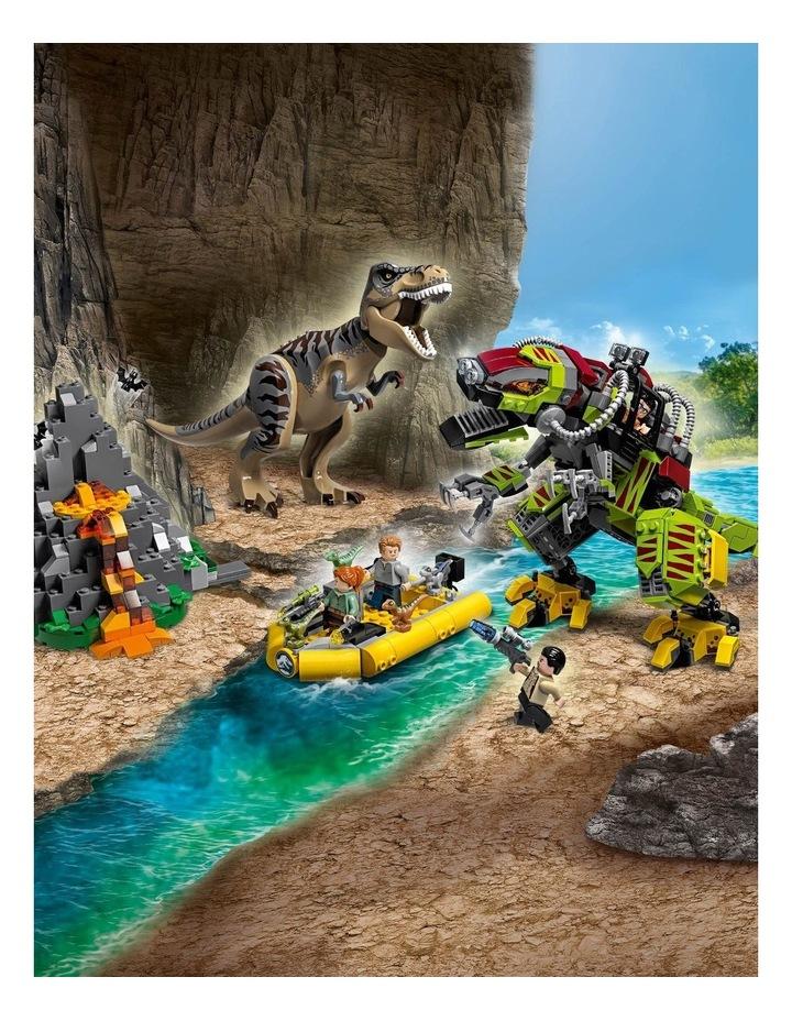 Jurassic World T.Rex vs Dino-Mech Battle image 5