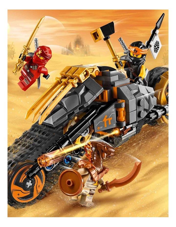NinjaGo Coles Dirt Bike image 5