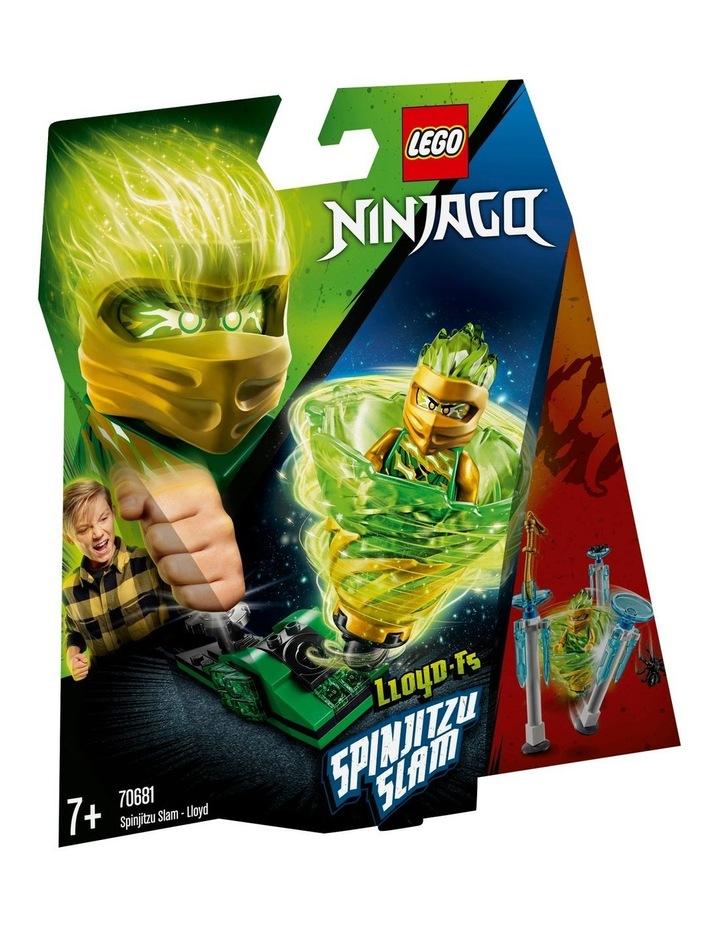 NINJAGO Spinjitzu Slam - Lloyd image 1