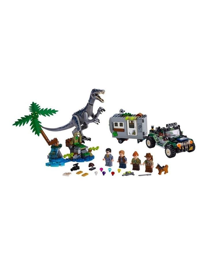 Jurassic World Baryonyx Face-Off The Treasure Hunt image 3