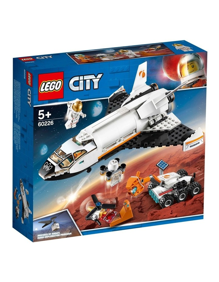 City Mars Research Shuttle image 1