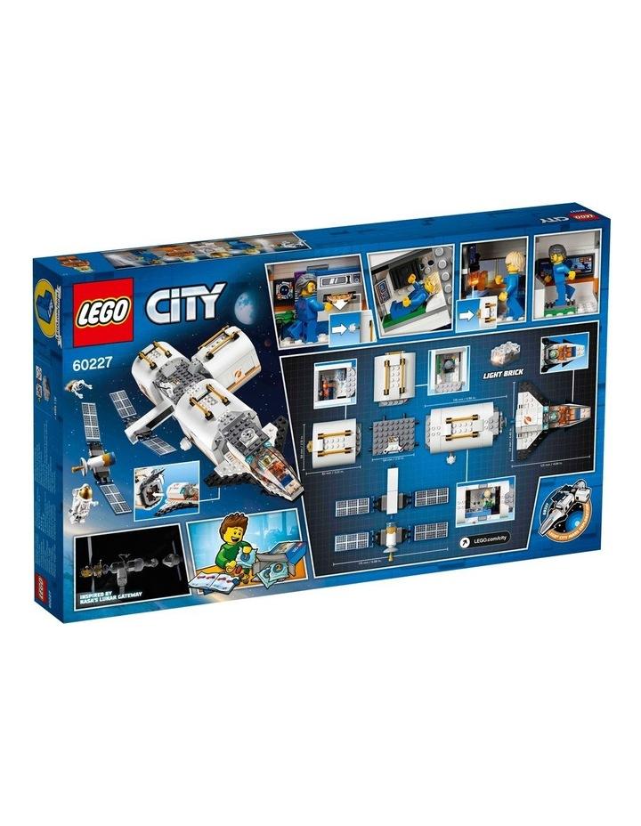 City Lunar Space Station image 2