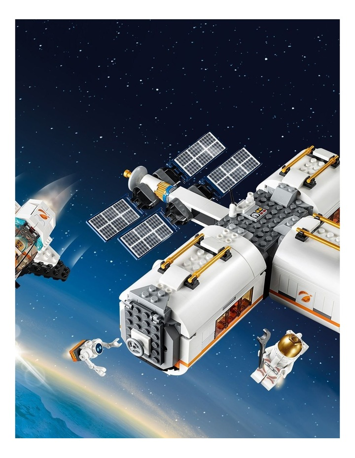 City Lunar Space Station image 5