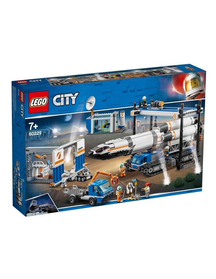 City Rocket Assembly & Transport image 1