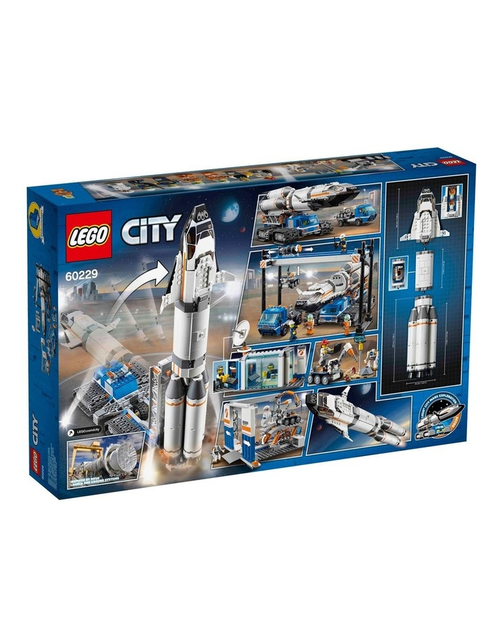 City Rocket Assembly & Transport image 2
