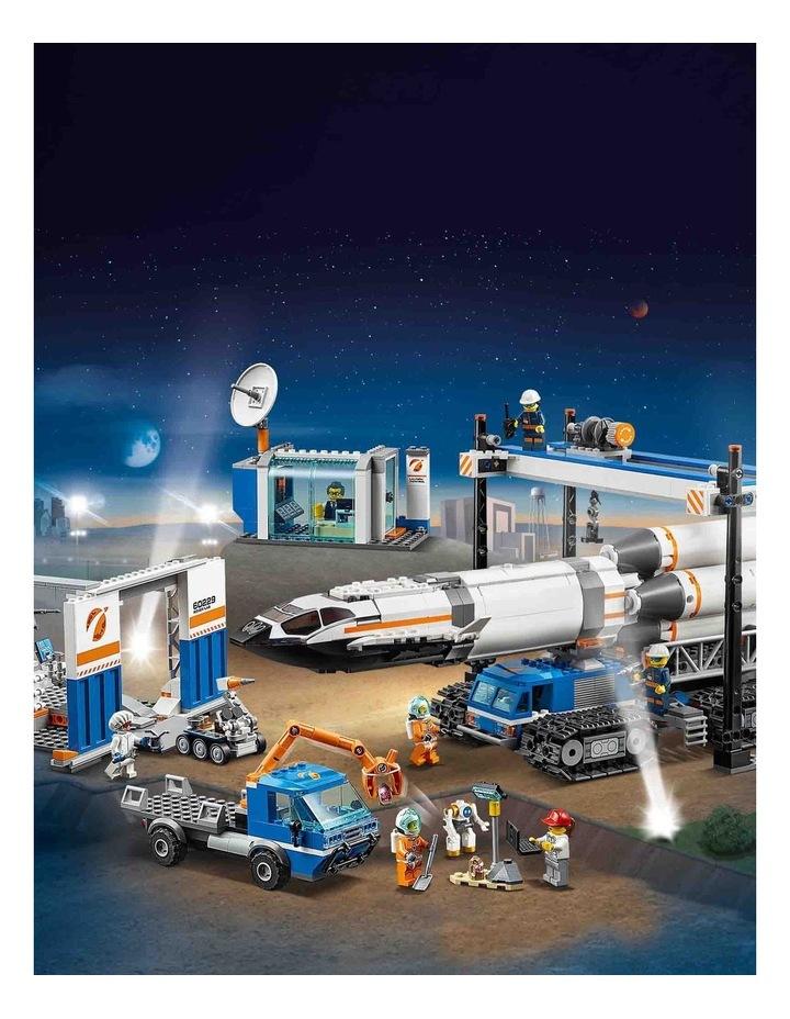 City Rocket Assembly & Transport image 5