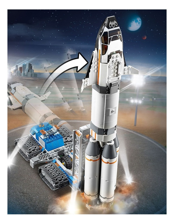 City Rocket Assembly & Transport image 6