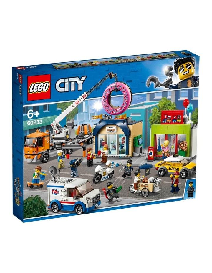 City Donut Shop Opening image 1