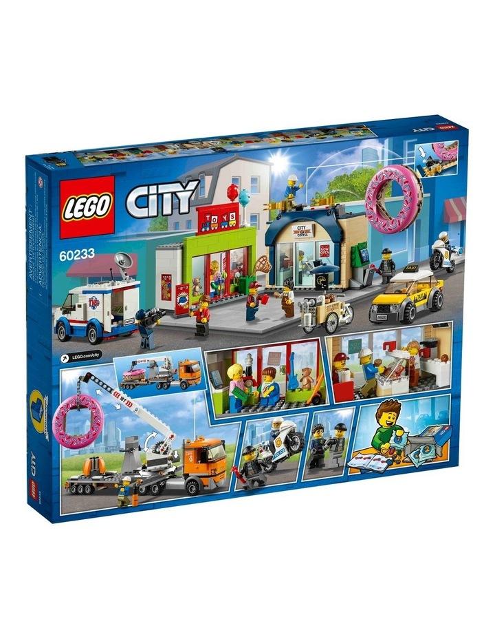 City Donut Shop Opening image 2