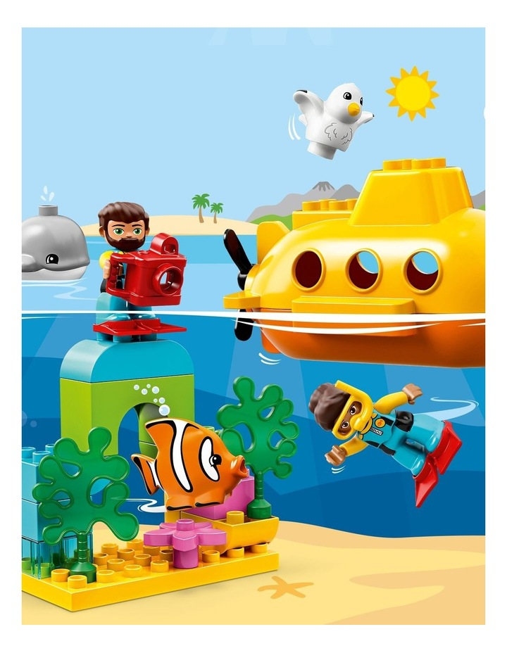 Duplo Town Submarine Adventure image 5