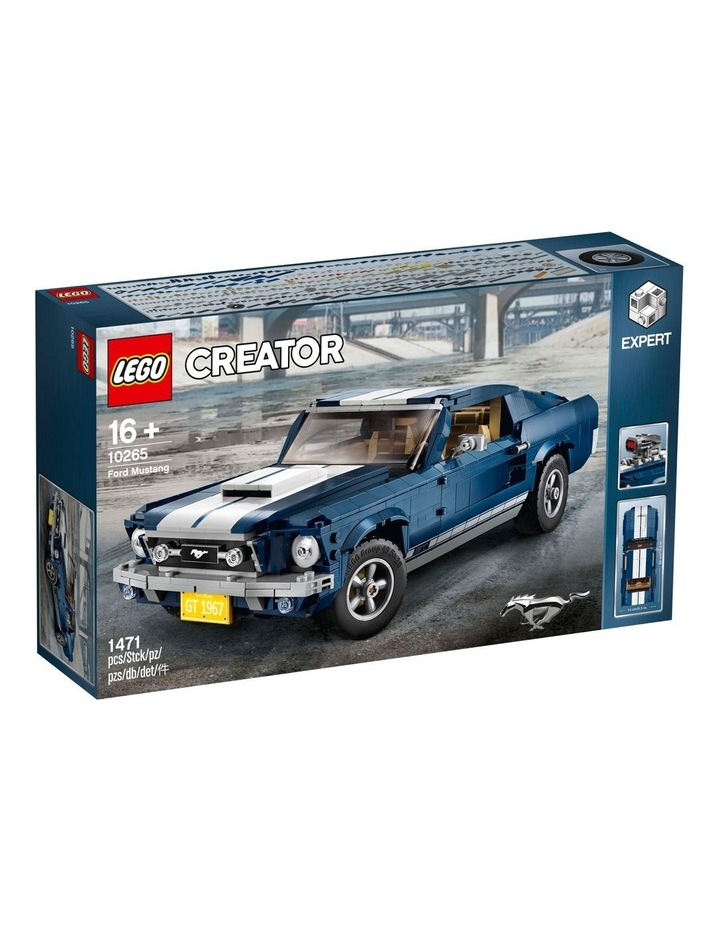Creator Ford Mustang image 1