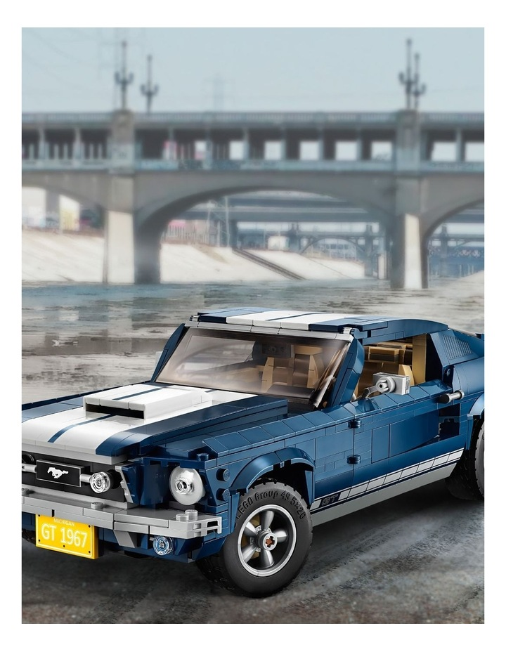 Creator Ford Mustang image 5