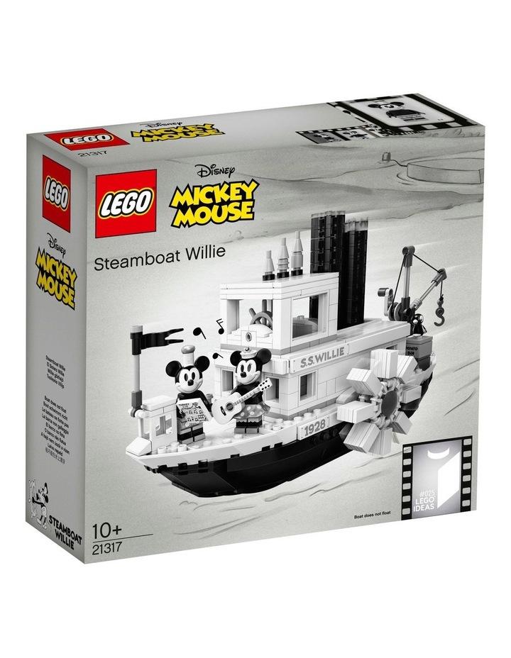 Ideas Disney Steamboat Willie image 1