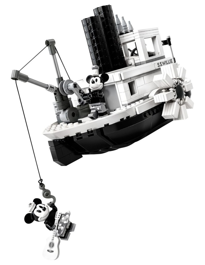 Ideas Disney Steamboat Willie image 7