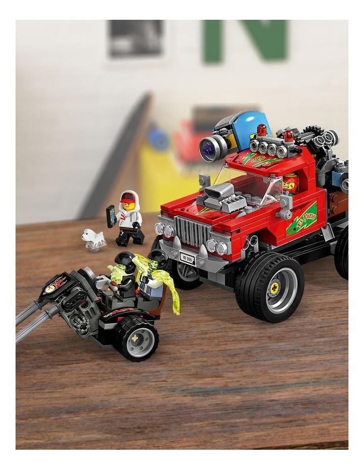 Hidden Side El Fuegos Stunt Truck 70421 image 5