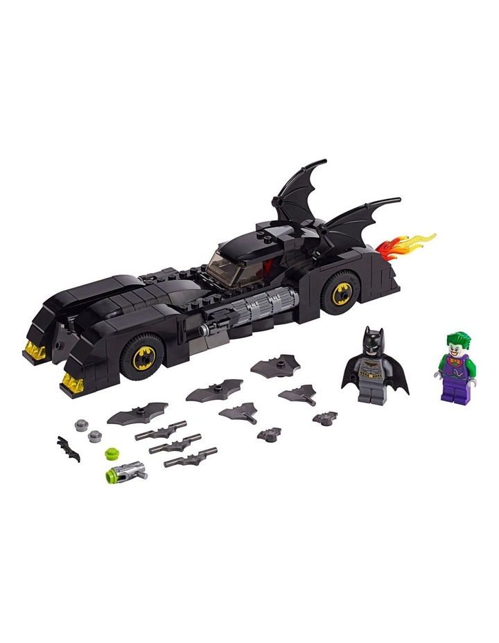 DC Batman Batmobile: Pursuit of The Joker 76119 image 3