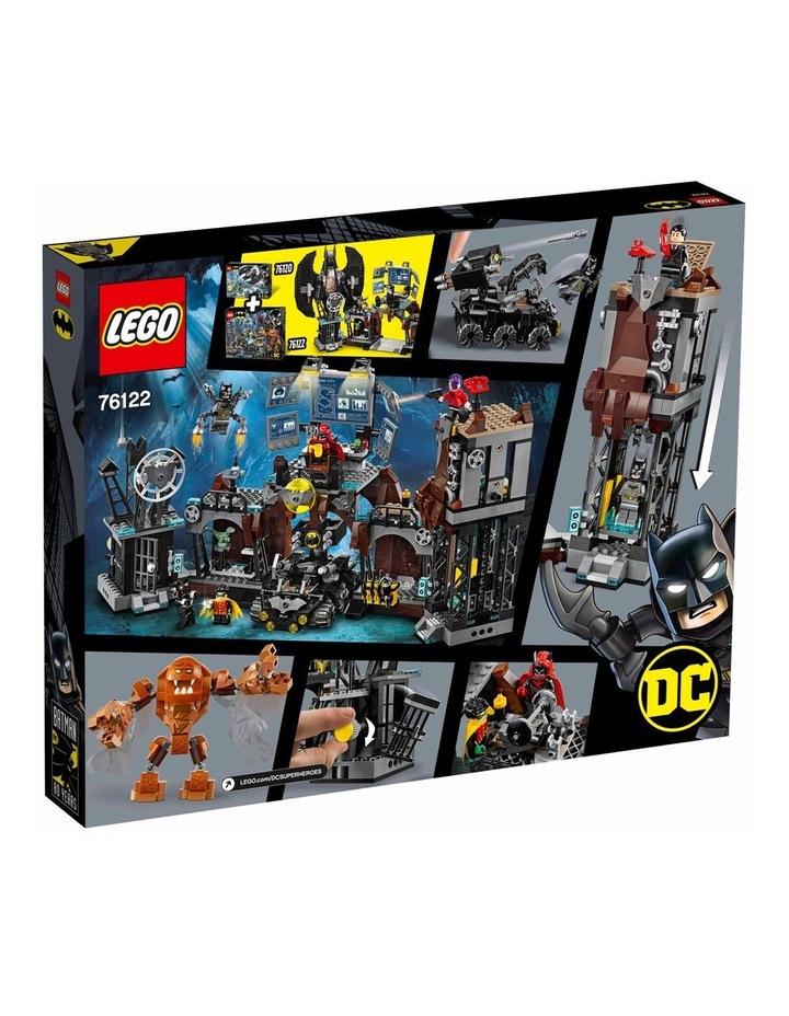 DC Batman Batcave Clayface Invasion 76122 image 2