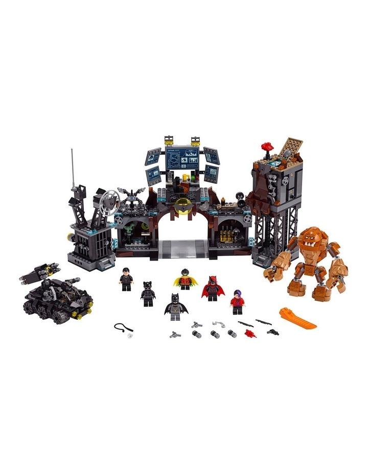DC Batman Batcave Clayface Invasion 76122 image 3