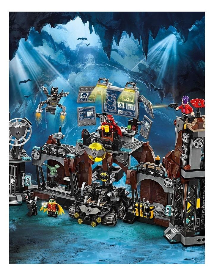 DC Batman Batcave Clayface Invasion 76122 image 5