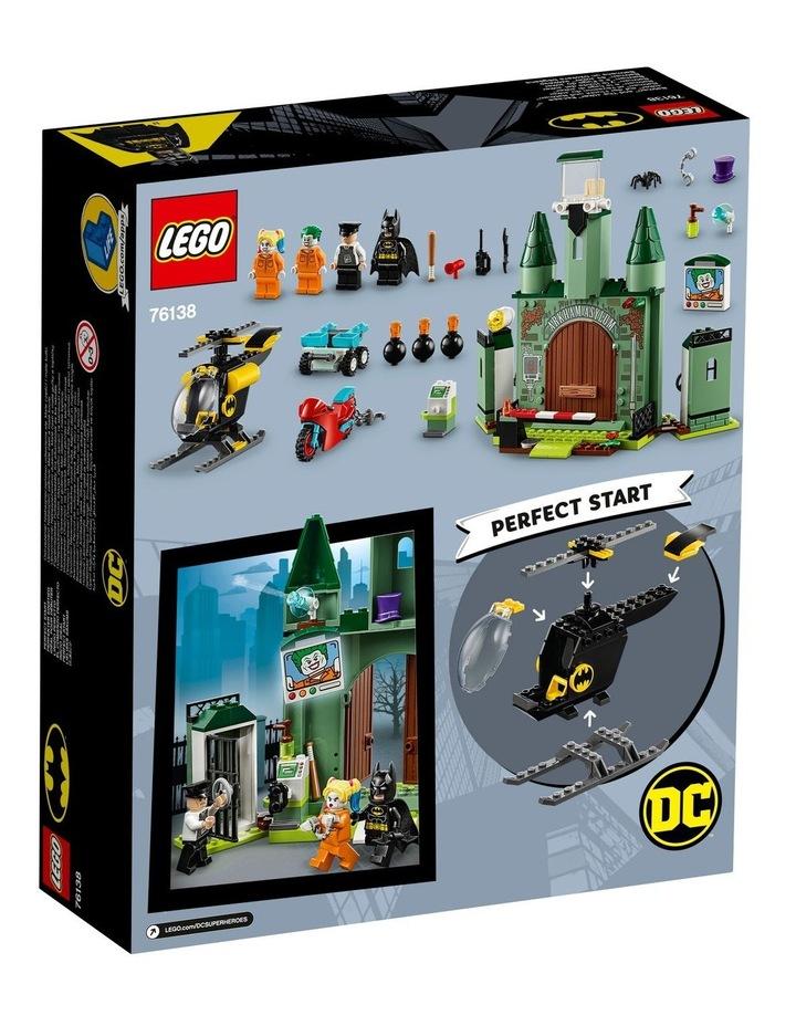 DC Batman Batman and The Joker Escape 76138 image 2