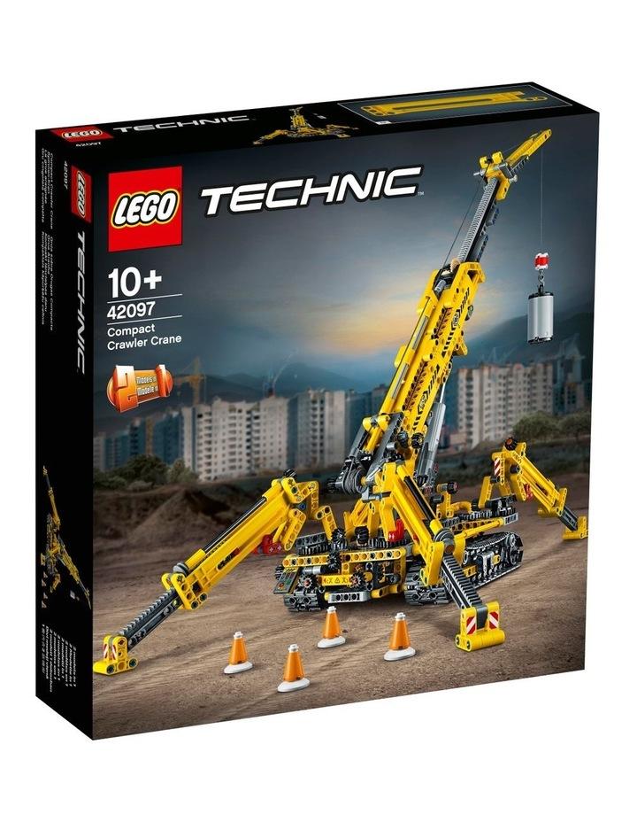 Technic Compact Crawler Crane image 1