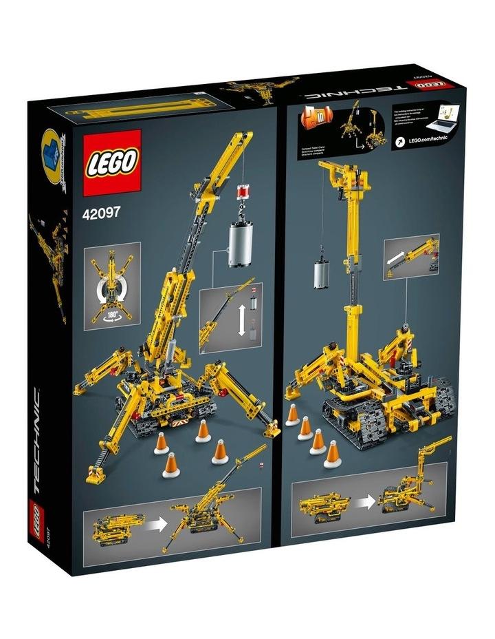 Technic Compact Crawler Crane image 2