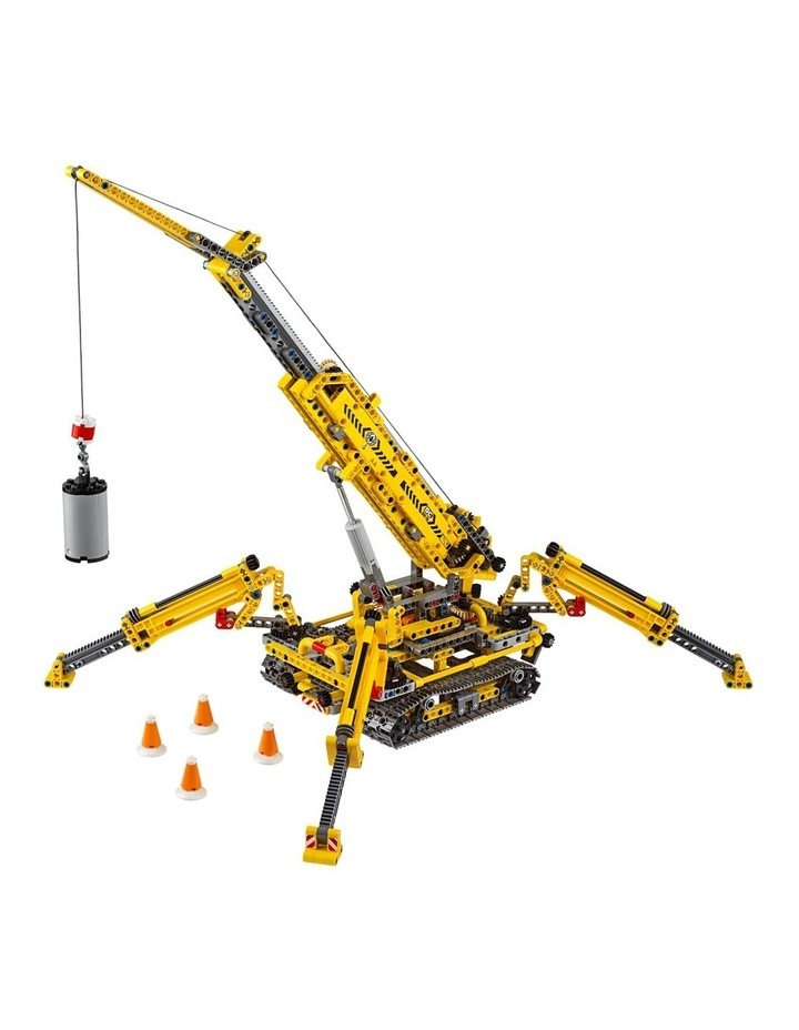 Technic Compact Crawler Crane image 3