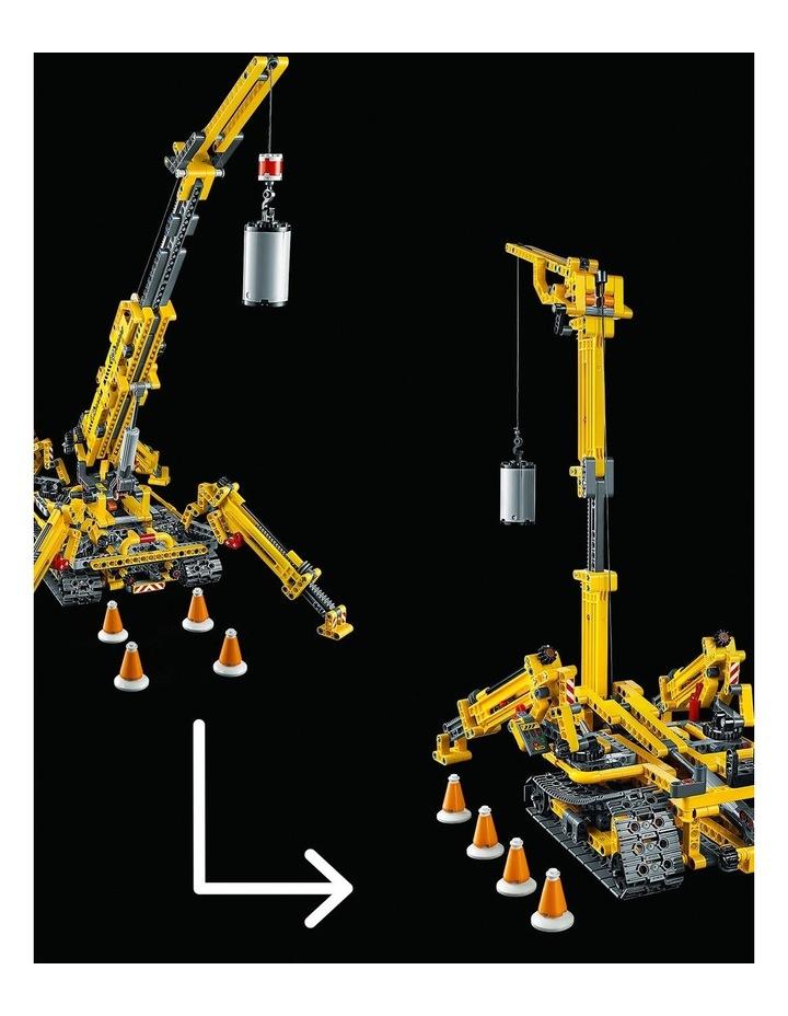 Technic Compact Crawler Crane image 5