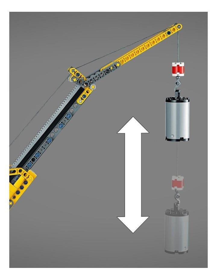 Technic Compact Crawler Crane image 7