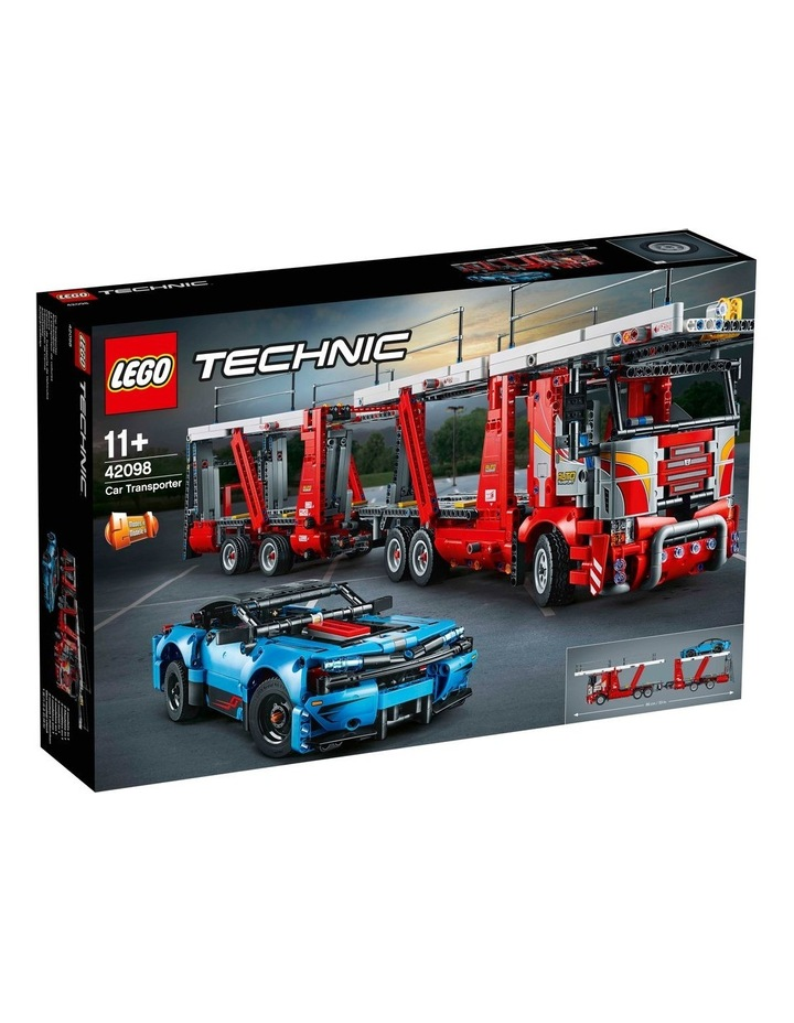 Technic Car Transporter image 1