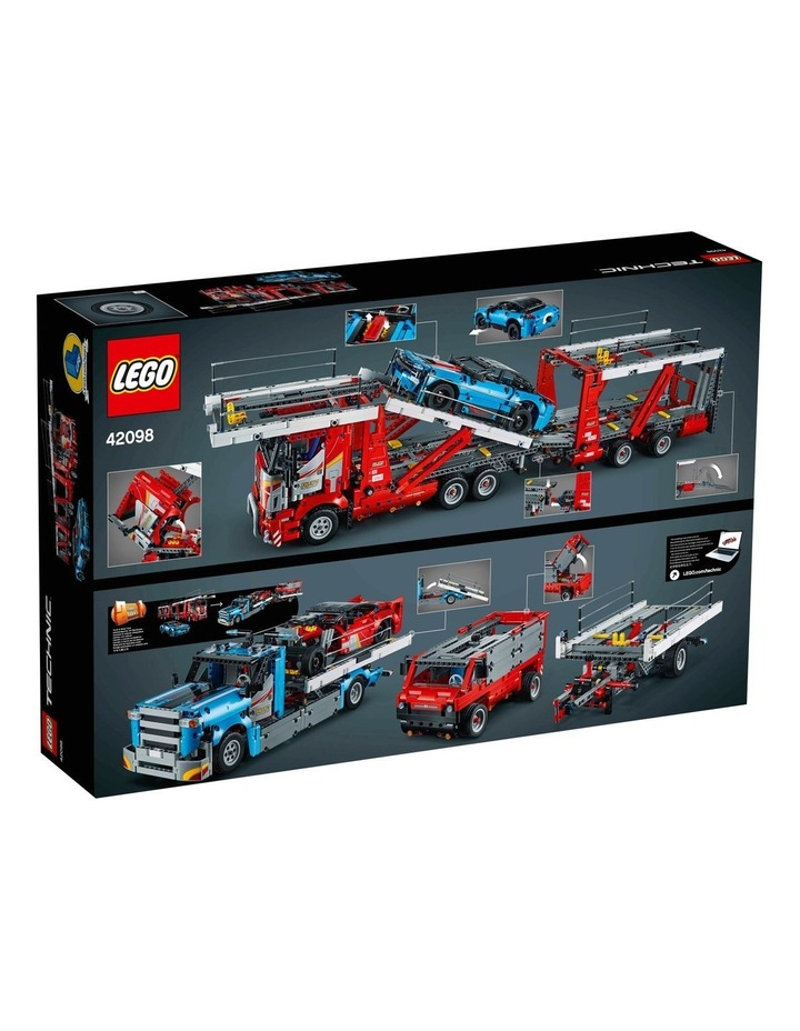 Technic Car Transporter image 2